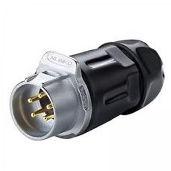 LP-20 Multicore Steckerkupplung M20 7 pol male cable plug 500 V 12 A