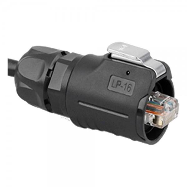 LP-16 RJ45 Kabelsteckerschutz Kunstsoff
