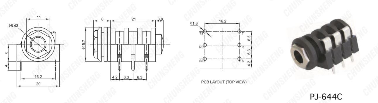 PJ-644C-04-EP