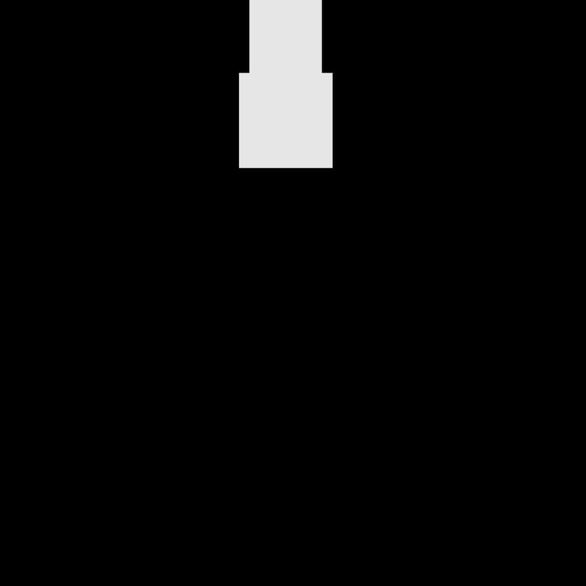 Schwarz - Nickel Verriegelung