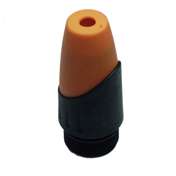 orange Kabeltülle für XL-Serie
