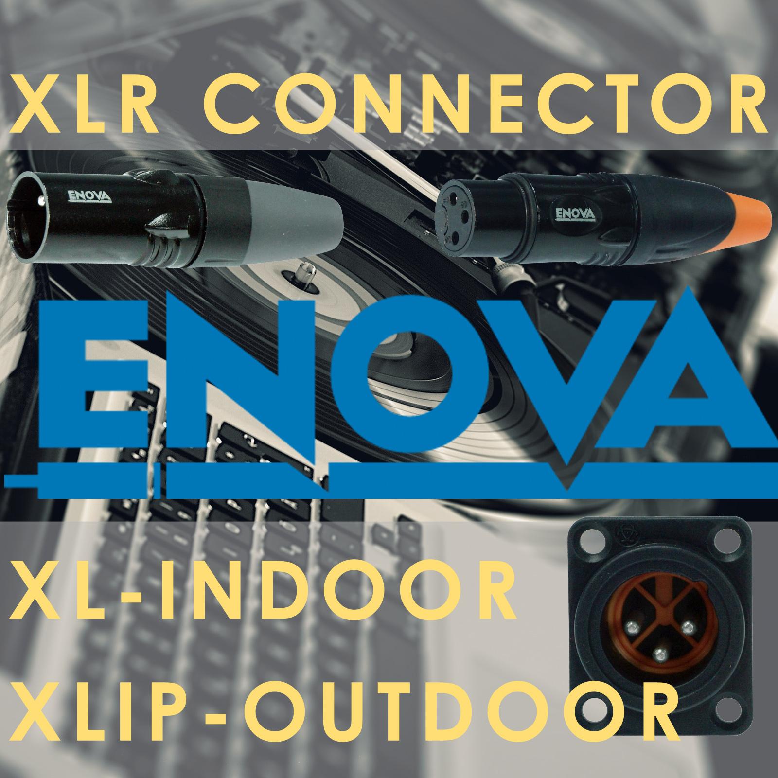 XLR-Veranstaltungstechnik-ENOVA-Party-Stecker
