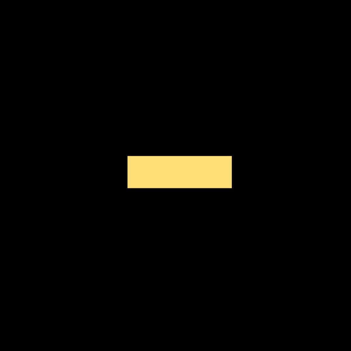 Schwarz -- Gelb