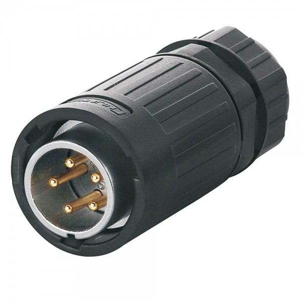 YA-20 Multicore Stecker M20 5 pol male plug 400 V 12 A