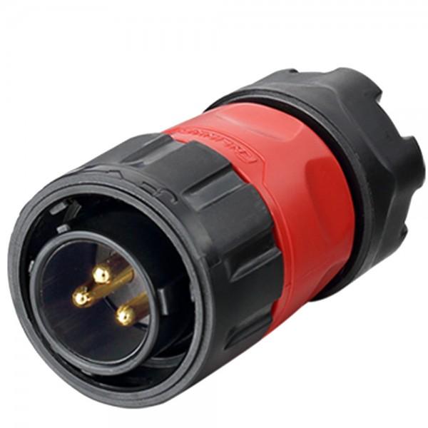 YM-20 Power Stecker M20 3 pol male plug 500 V 20 A