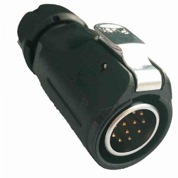 LP-20 Multicore Stecker M20 12 pol male plug 400 V 5 A