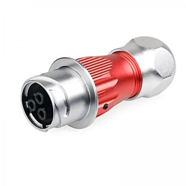 DH-24 Power 3 pol female plug 500 V 25 A