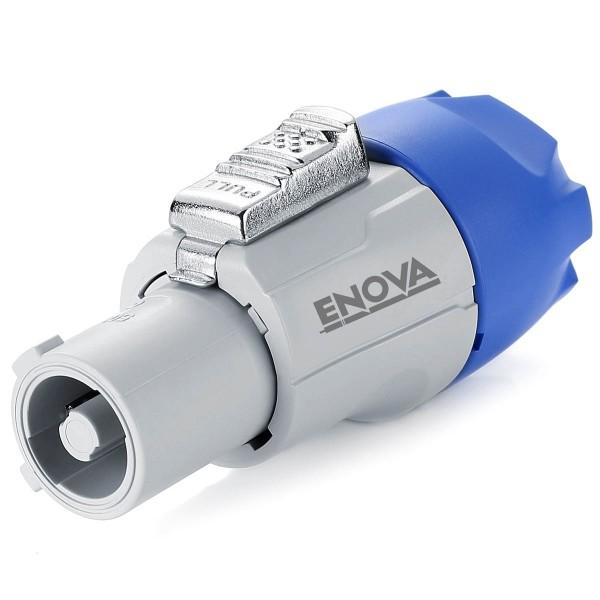 Power Kabelstecker Grau Output 230 V 20 A