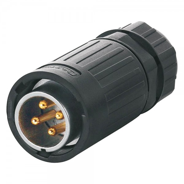 YA-20 Power Stecker M20 4 pol male plug 500 V 20 A
